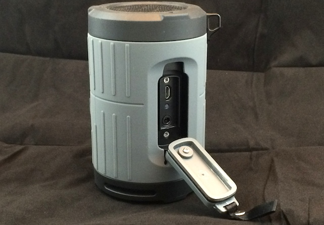 Scosche boomBOTTLE H2O Waterproof Bluetooth Speaker