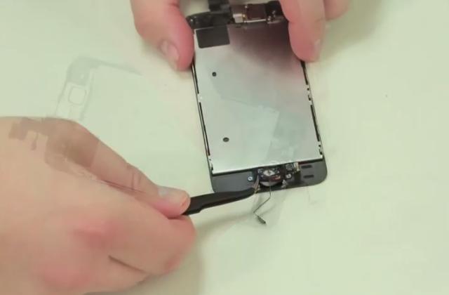 Apple iPhone 5s Screen repair