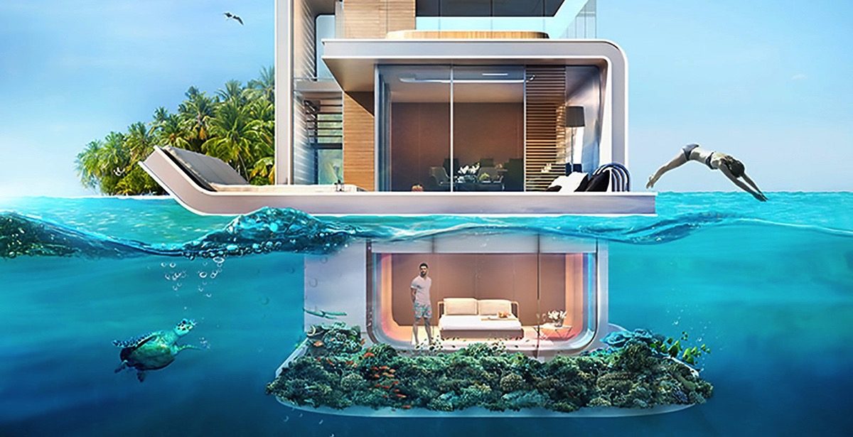 Inhabitat's Week in Green: the Model X and man-made islands