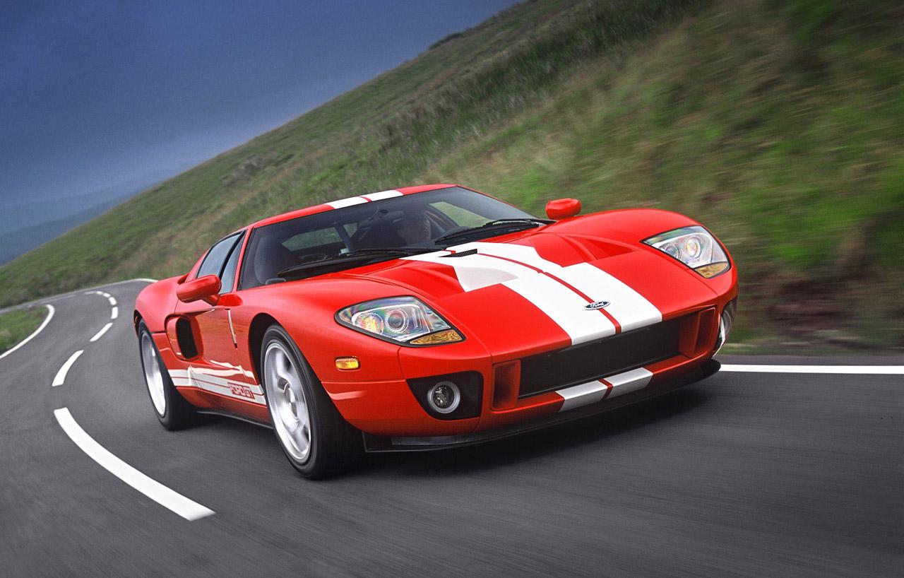 【レポート】「フォードGT」の後継モデルが北米国際オートショーで発表! レースにも参戦か?
