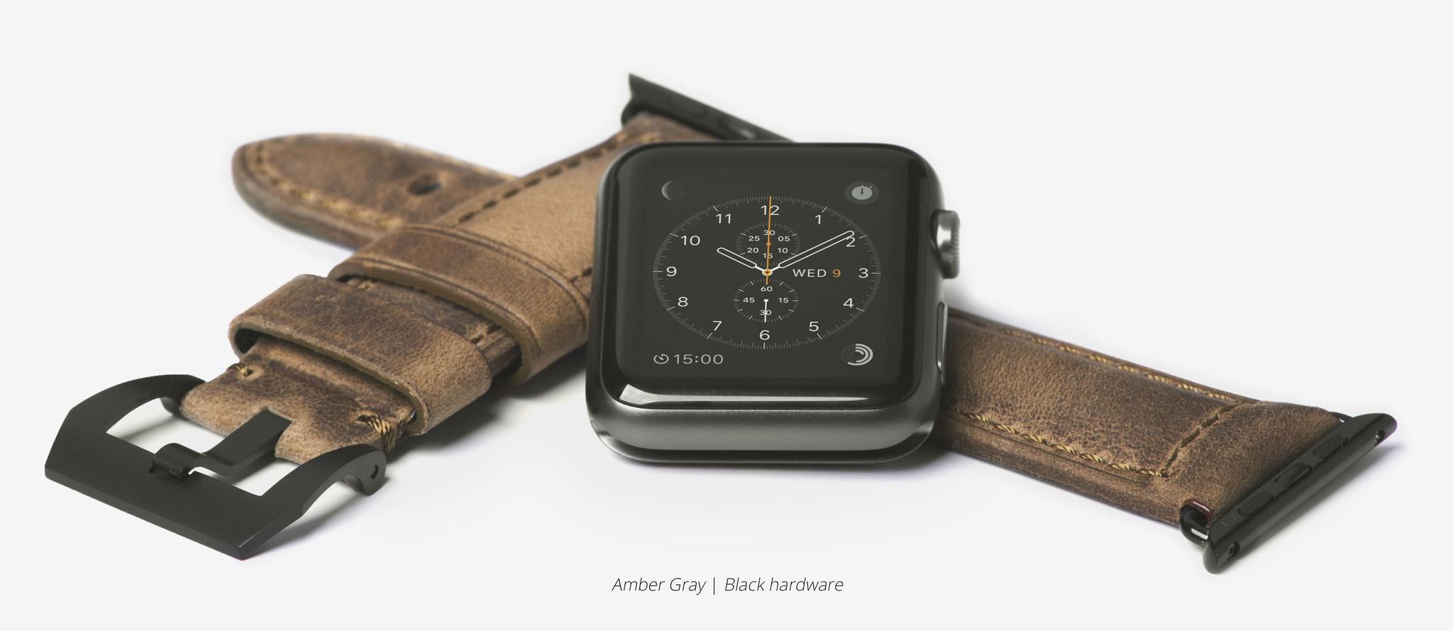 Nomad tiene tres nuevas y preciosas correas para el Apple Watch