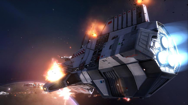 Gearbox's beautiful 'Homeworld' remake reaches PCs on February 25th