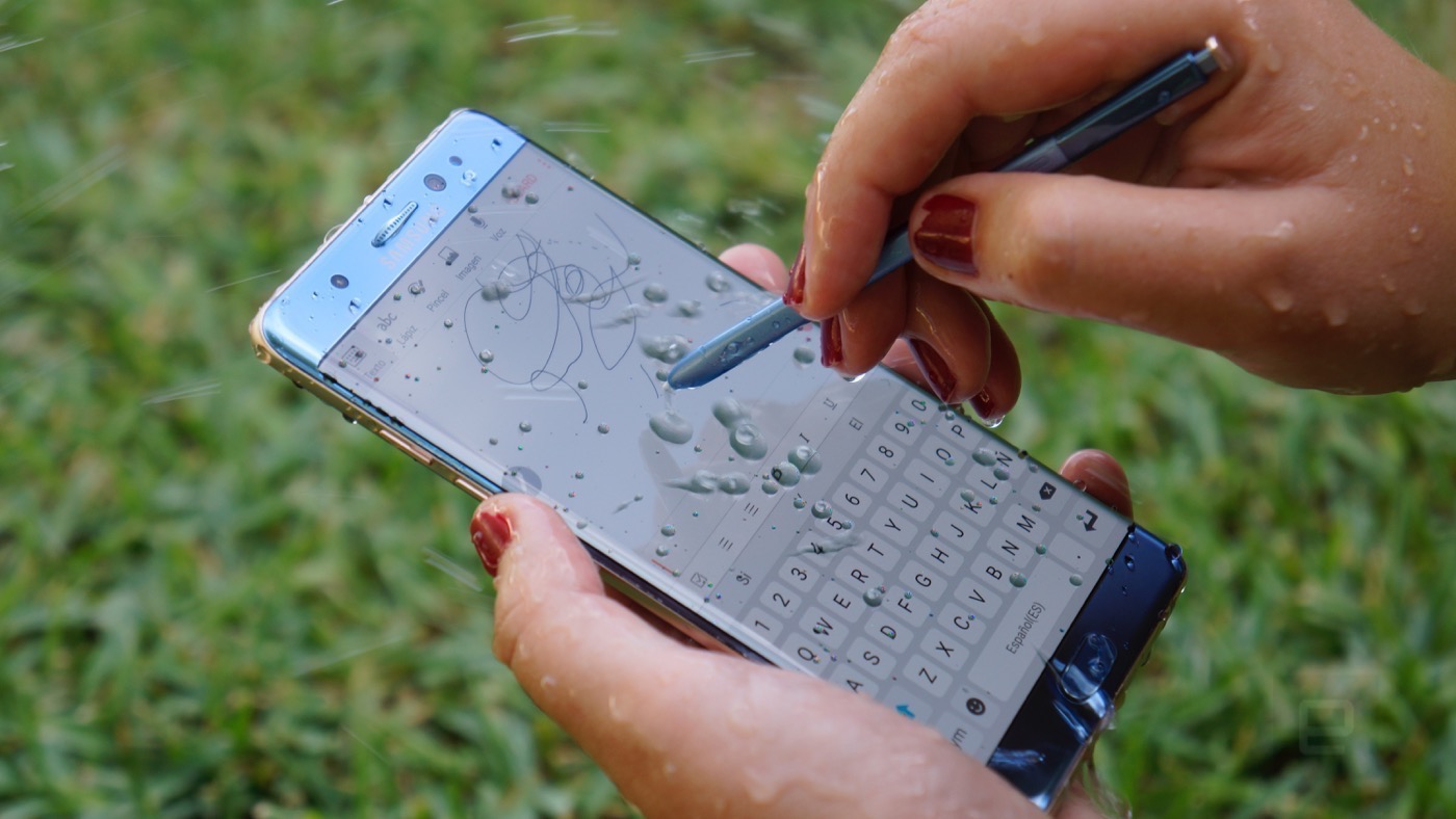 Samsung Galaxy Note 7, análisis