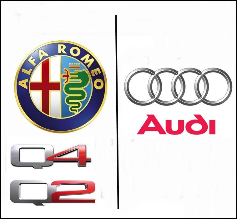 Audi vs. Alfa: Italiener wollen Namensrechte Q2 & Q4 behalten
