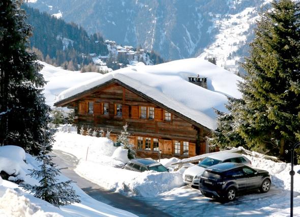 Sarah Ferguson applies for Swiss residency in Verbier