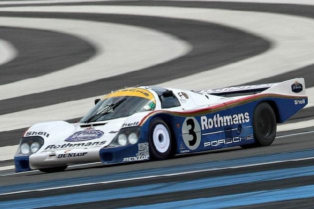 ル・マンで優勝したポルシェ「956」がオークションに出品!