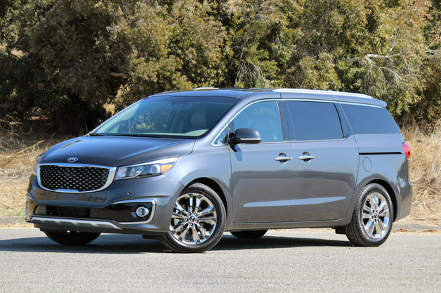 2015 kia sedona financial news usa for Kia motor company usa