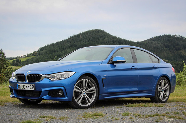 bmw 4 series gran coupe prices reviews and new model information autoblog. Black Bedroom Furniture Sets. Home Design Ideas