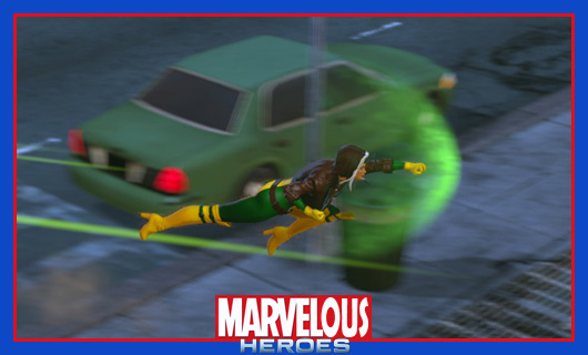 The Stream Team: Making the most of Rogue on Marvel Heroes Monday