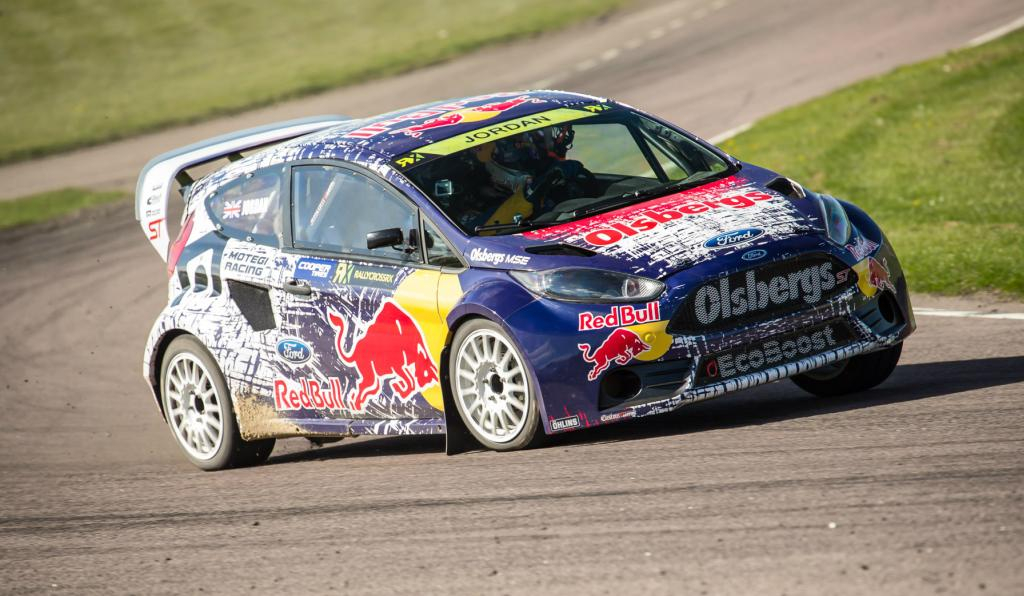 Ford Fiesta, Rallycross, Ford Fiesta ST, Ken Block, Olsbergs, Ford Fiesta Rallycross, FIA Rallycross-Weltmeisterschaft, FIA, Rallycross-Weltmeisterschaft, Video,   Hoonigan Racing Division, drift, driften, Rallye Cross, Rally cross, championship, motorsport,