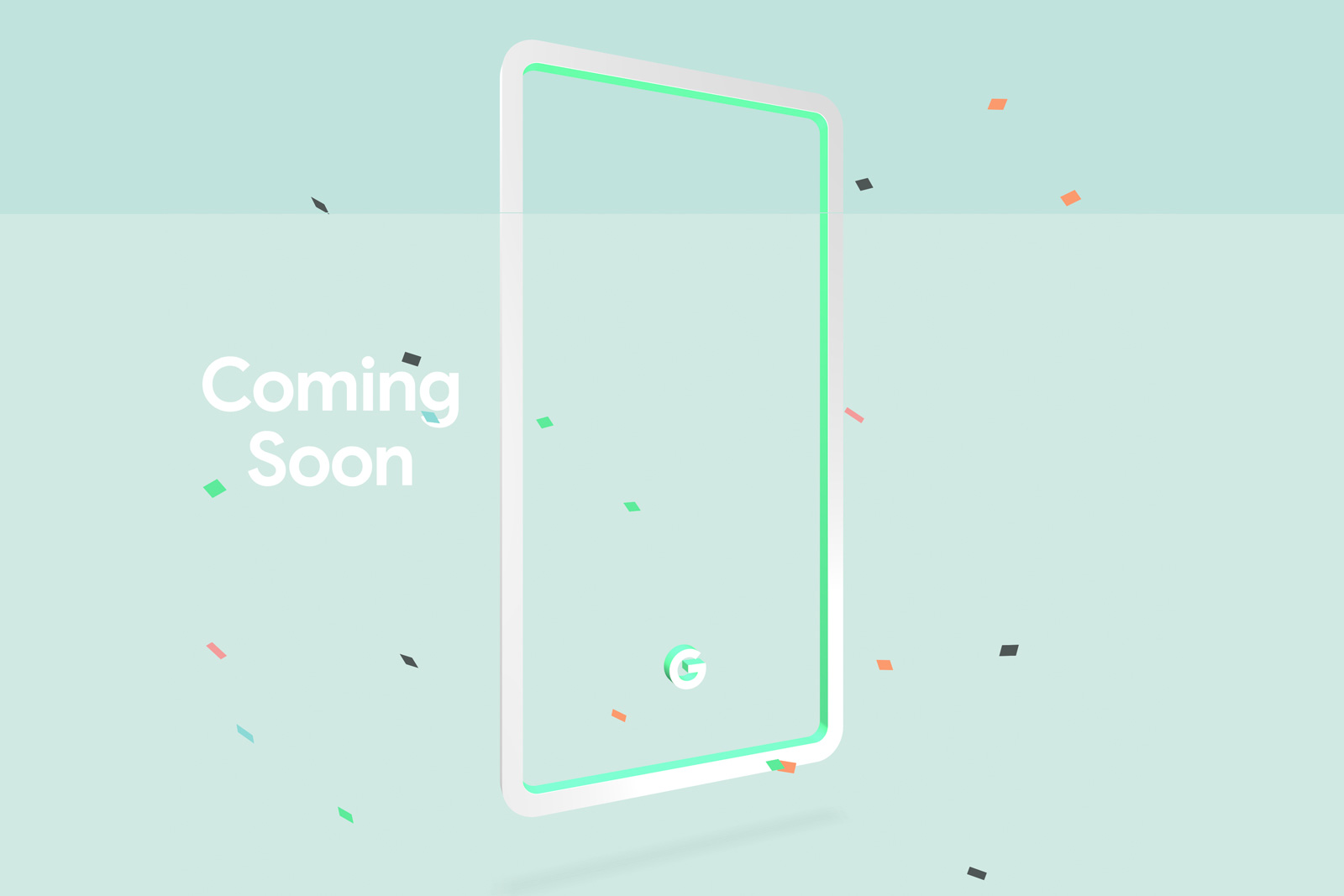 photo image Google's Pixel 3 might come in a mint flavor