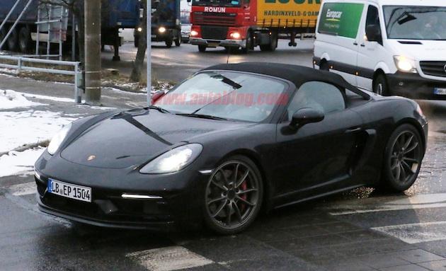 【噂】ポルシェから近々登場する新型「ボクスター スパイダー」は、「911 GT3」の自然吸気水平対向6気筒エンジンを搭載か!?
