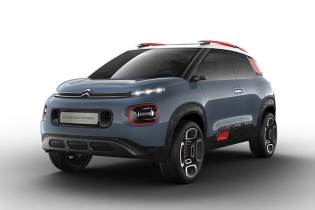 シトロエン、新しい2台のコンセプトカーをジュネーブ・モーターショーで披露