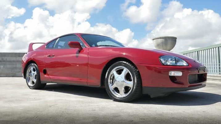 how much does a toyota supra cost