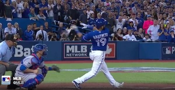松井、バティスタら世界の野球選手が魅せた!名「バット投げ」シーンを集めた映像が胸アツすぎる