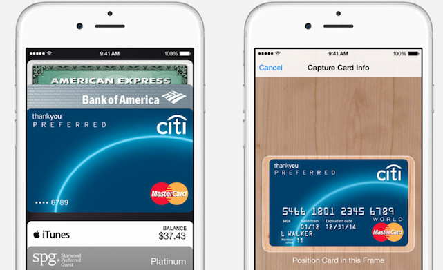 How Apple Pay handles a canceled credit card