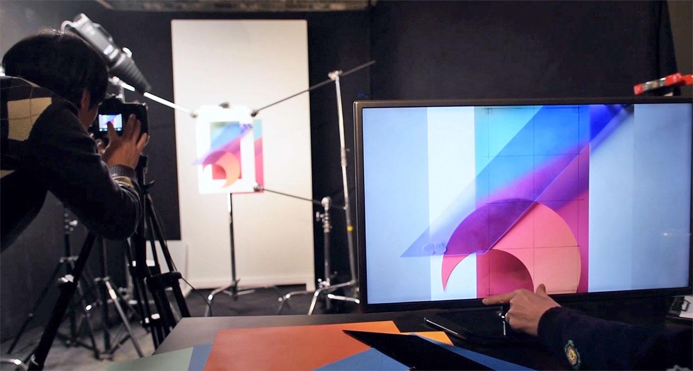 La historia que se esconde tras el fondo de pantalla del LG G6