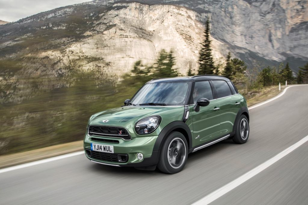 New York Auto Show, Mini, BMW, der neue Mini Countryman, Mini All4, Mini Countryman 2015, John Cooper Works, JCW, Countryman, Premiere, Debüt, pics, fotos,