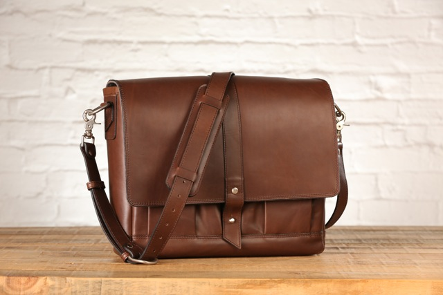 Pad & Quill Attache Bag for MacBook