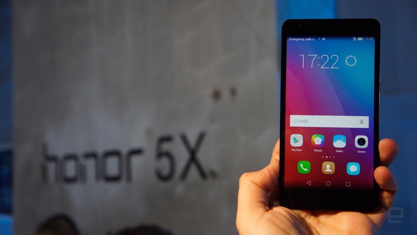 Honor 5X: Aluminio y lector de huellas por 229,99 euros (¡Vídeo!)