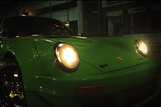 【ビデオ】人気ビデオゲーム『ニード・フォー・スピード』最新作のトレイラーがE3で公開