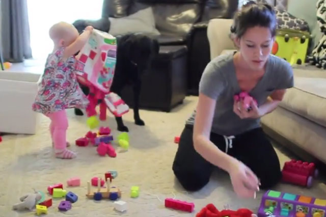 Why mums and dads get nothing done