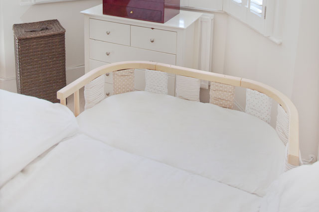 WIN a BabyBay Bedside Cot worth £219.95!
