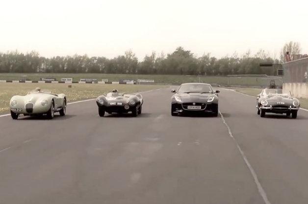 【ビデオ】「C」「D」「E」という名車から振り返るジャガーの歴史