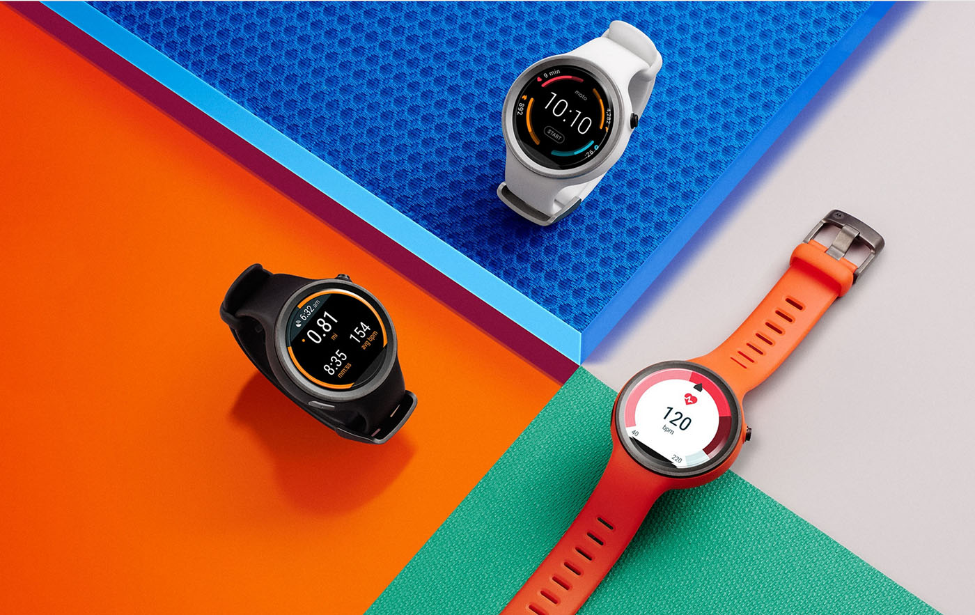 Motorola's Moto 360 Sport watch is now on sale for $299
