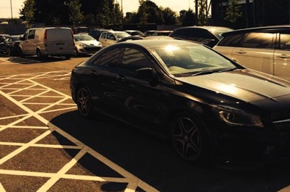 ​Corrie actress caught parking in disabled bay by co-star