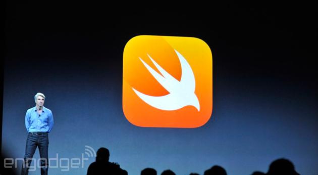 Apple crea Swift, un nuevo lenguaje de programación más rápido y fácil de usar