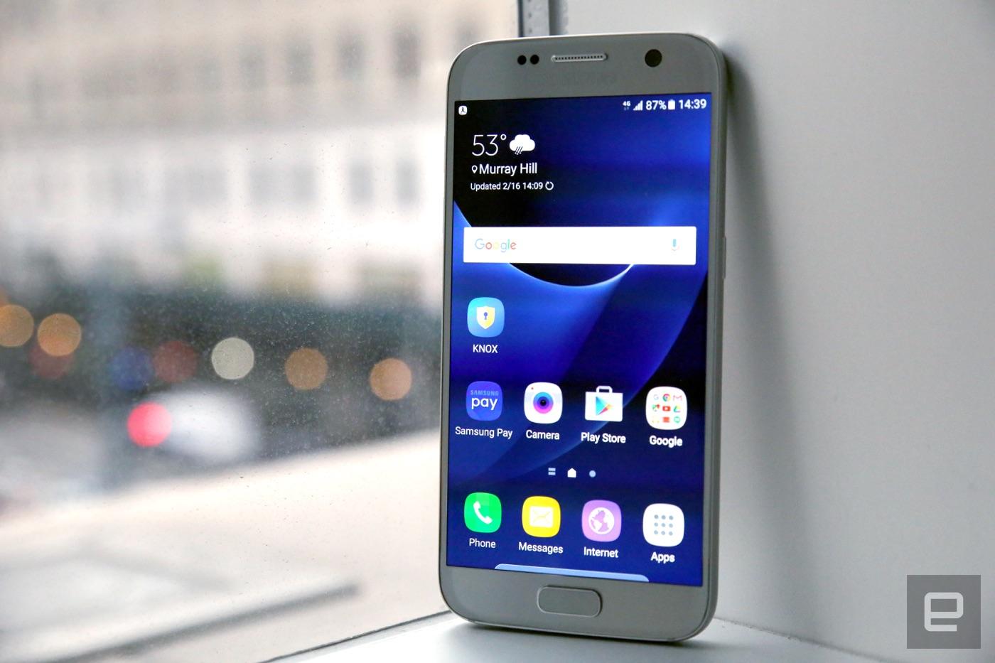 Galaxy S7-Minireview: Was ihr wissen müsst in einer Minute