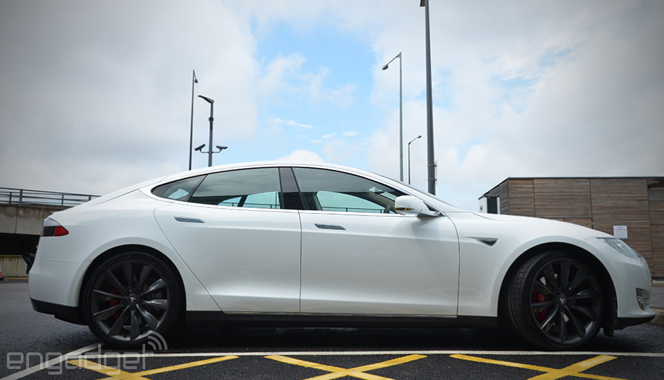 What it's like to drive a Tesla Model S in the UK