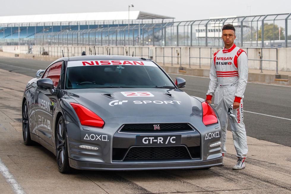 Nissan GT-R/C: Ferngesteuerter Rennwagen für die große Piste