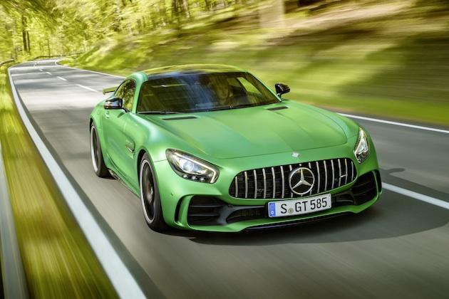 「メルセデスAMG GT」シリーズ、最高性能版「R」に続くさらなる新モデルの追加を予定