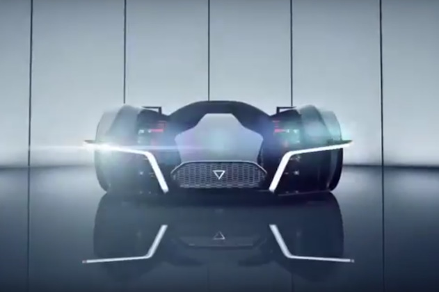 【ビデオ】シンガポール製電動ハイパーカー「デンドロビウム」のティーザー映像が公開