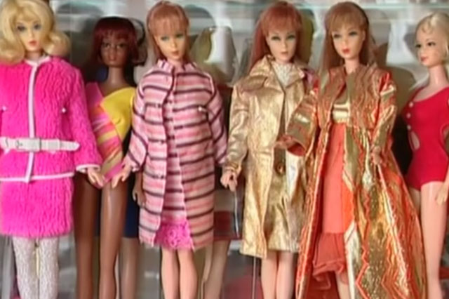 Woman, 56, owns 15,000 Barbies worth £200,000