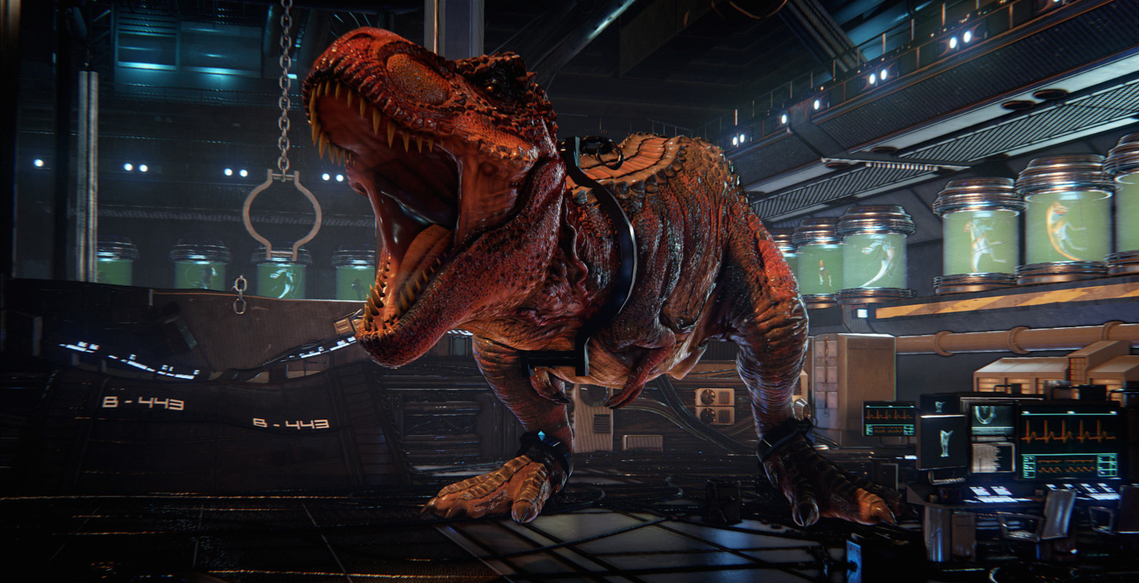 Primal Carnage: Extinction Sony Reveal
