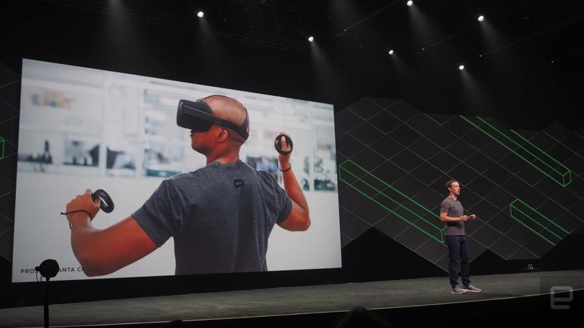 Oculus Santa Cruz: Die Zukunft der Rift kommt 2018