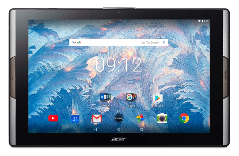Acer zeigt neue Tablets, Iconia Tab 10 und Iconia One 10