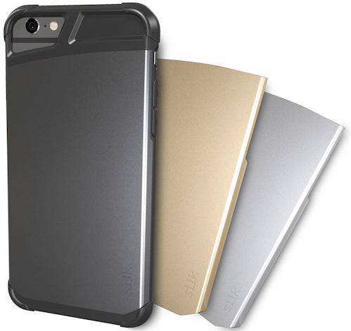 Silk Innovation Stealth Armor case for iPhone 6
