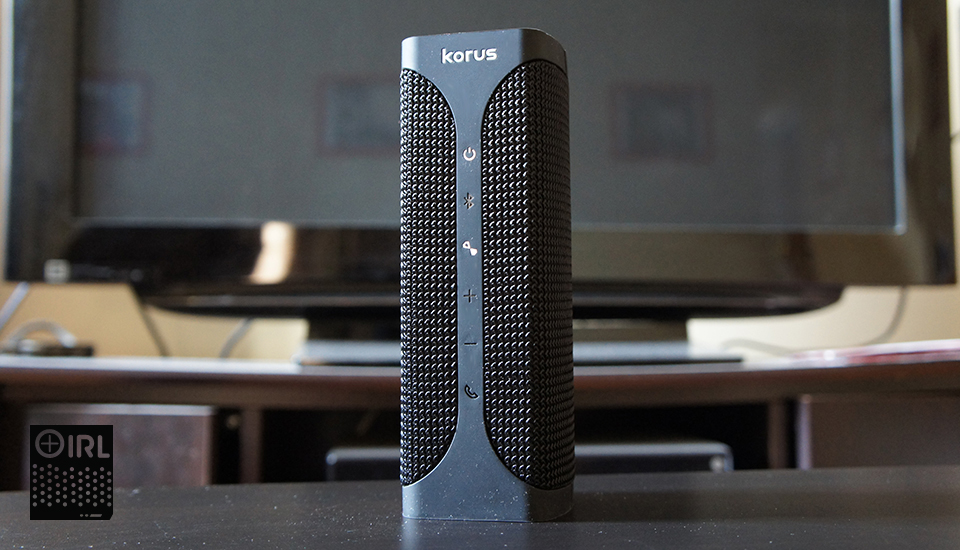 IRL: The M20 speaker isn't enough to make you choose Korus over Sonos