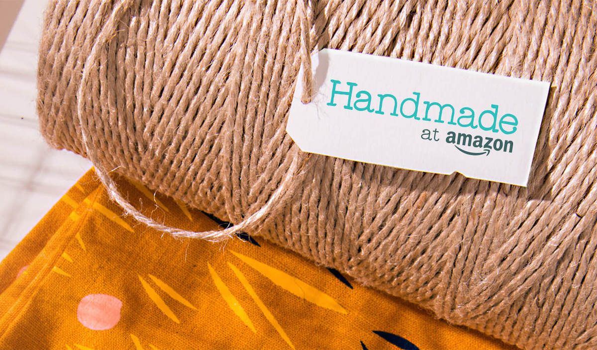 Amazon launches a Handmade rival to Etsy