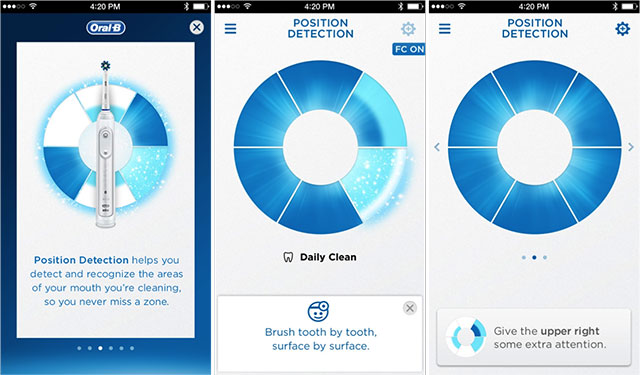 Oral-B's new smart toothbrush tracks movement with your phone