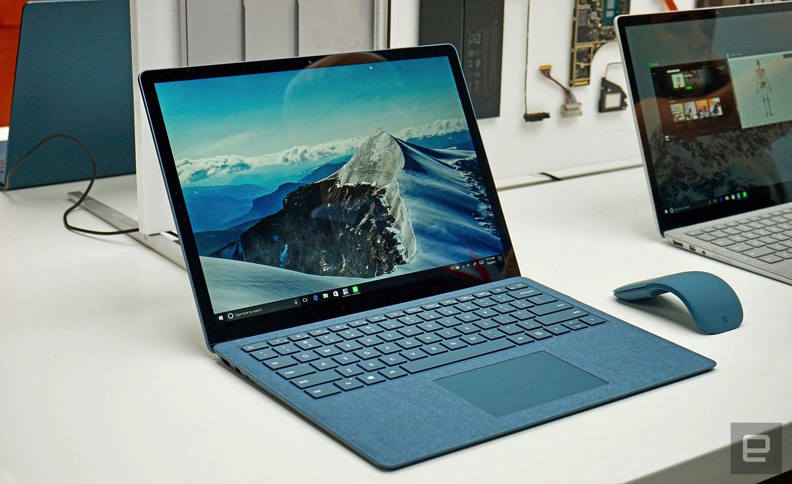Así es Surface Laptop: un portátil que no necesita grandes trucos para ser especial