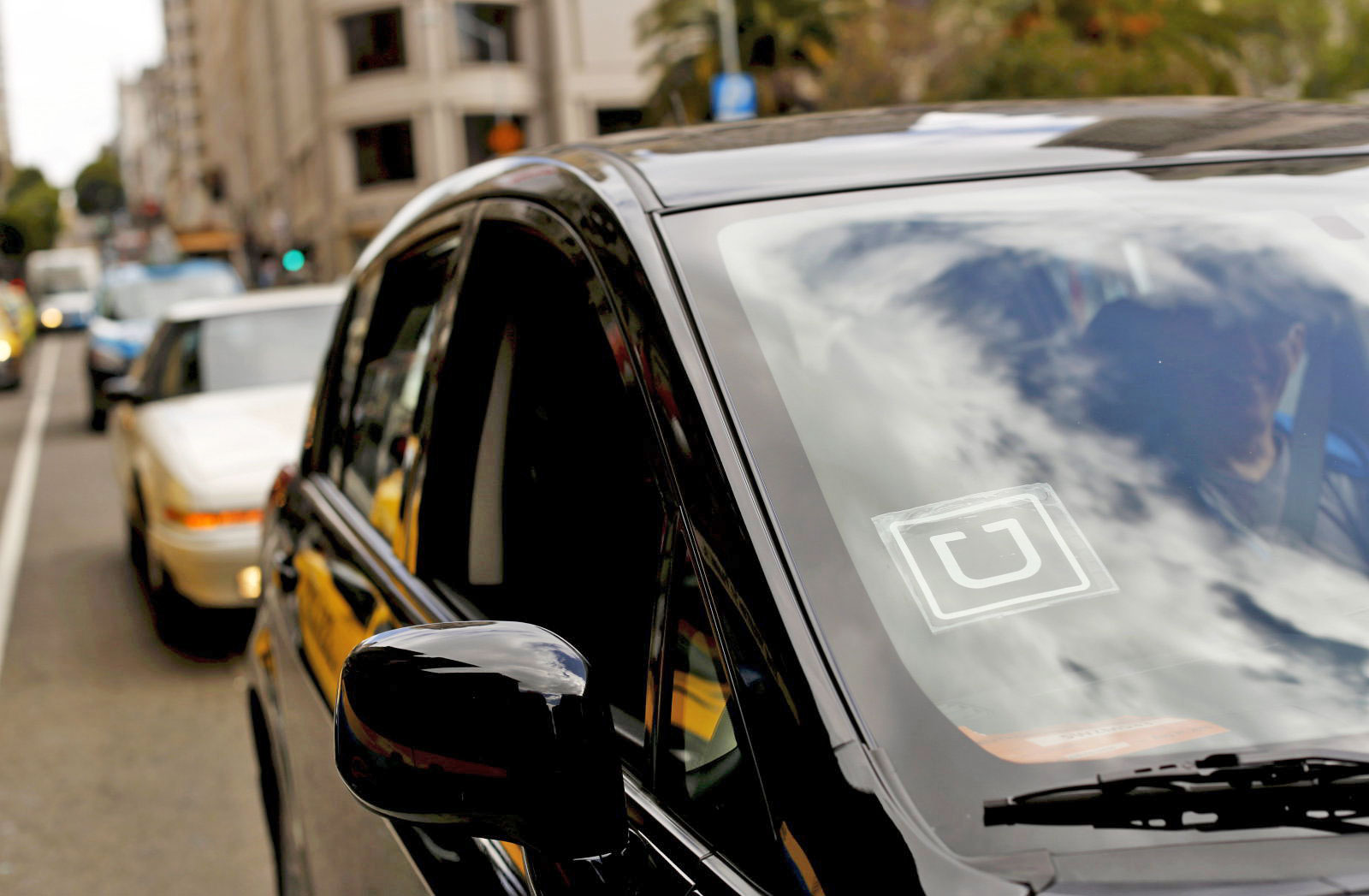 Uber gives you ride discounts