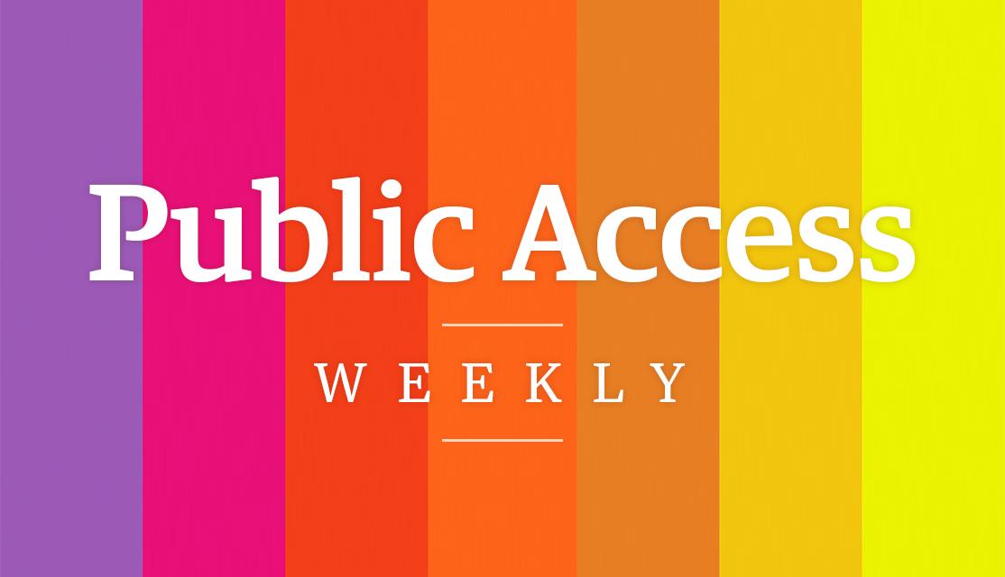 Public Access - The Public Access Weekly: Sumn quick