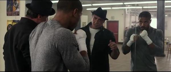 ロッキーが盟友・アポロの息子をプロボクサーに!男気映画『クリード』予告編大公開