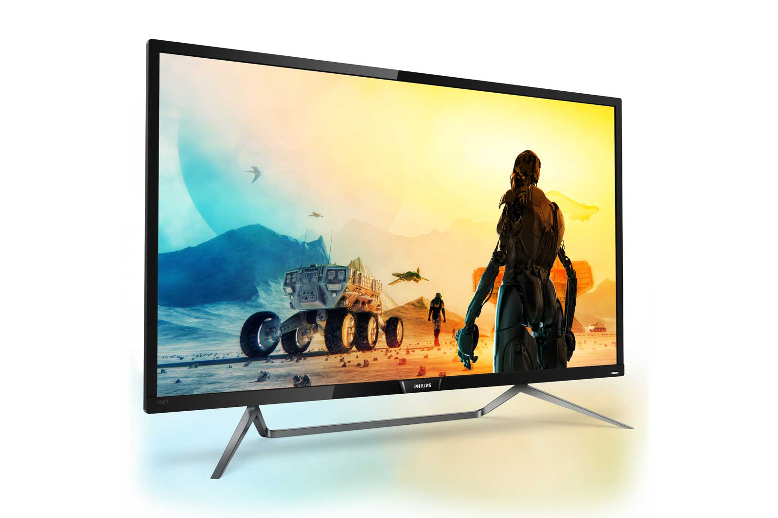 Philips' extra-bright 4K HDR monitor is now available for $1,000