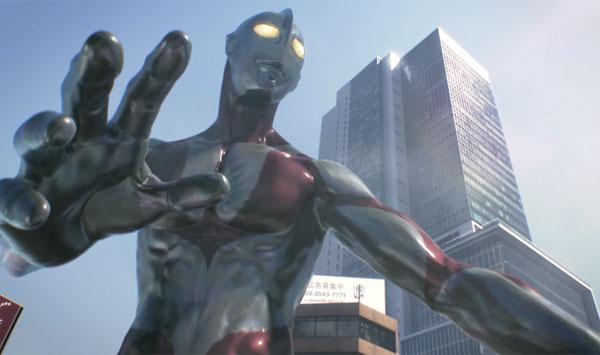 フルCG「ウルトラマン」映像を海外の特撮マニアはどのように見たのか?【動画】